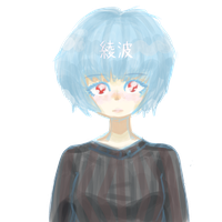 ayanami by tea-and-medic