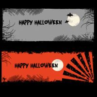 Halloween banners 1 by cristina012