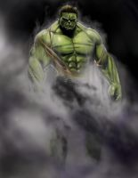 Hulk by BriGolden