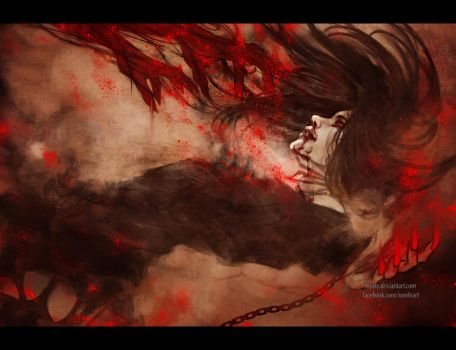 what do you say to Death by NanFe