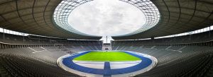 Berlin Olympic Stadium by Modi1985