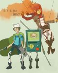 It's Titan Time by PrincessWilfred