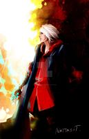 DMC 4 by wate-rcolor
