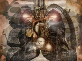 mechanical heart by soldmysuol