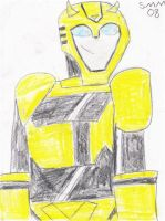 Bumblebee by ObsessiveXD