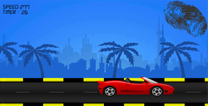 Android Game 'Speed Car Drive' by flashdo