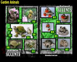 animal accents catalog page 2 by BfstudiosLLC