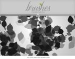 Brushes - Vectors by So-ghislaine