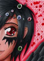 ACEO #055 - Nr. 3: Another Eye by Elythe