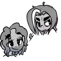 grump combo by bookshelph
