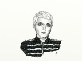 Gerard Sketch by Shashel