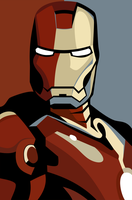 IRON-MAN by K-NIGHT-WIND