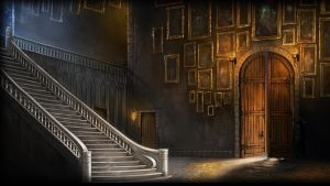 Pottermore: Great Hall Staircase by xxtayce