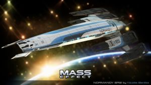 Normandy SR2 Wallpaper by nico89-fx