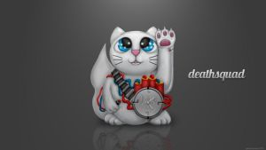 Deathsquad Fan Wallpaper by GaryckArntzen