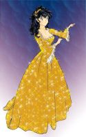 FairyTale Kagome: Sun Dress by NCherre