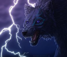 High Voltage by Rudranee