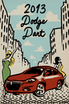 2013 Dodge Dart by characterundefined