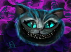 Cheshire Cat by fxdemon