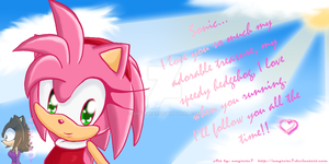 Amy Rose Photoshop by amyrose7