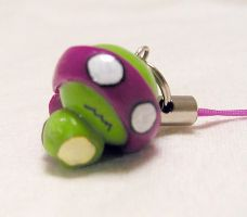 Donatello Phone Charm by cleody
