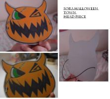 sora pumkin head by happy4neko