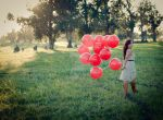 Red Ballons 5 by psychotic-cheshire