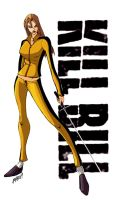 Kill Bill - The Bride by dcjosh