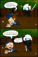 WIFL: Ryan vs Ninja Panda by Pandachu