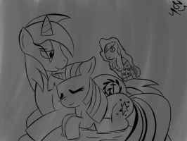 Our Night by ZedsSparkle