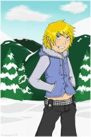SP: Metro Kenny :D by carrie-warwick