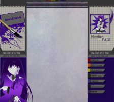 Kyou YouTube Background by Athlum