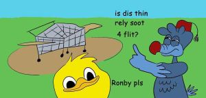 Dintsy is 4 teh brids by MichaelJRuocco