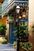 Royal Street by FireArt-Photography