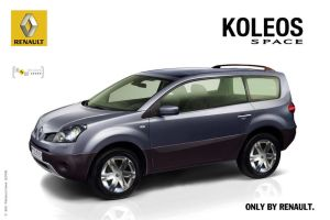 Koleos Space by Bispro