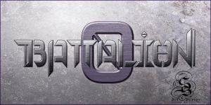 .:Battalion 0 Official Logo:. by StarSophi