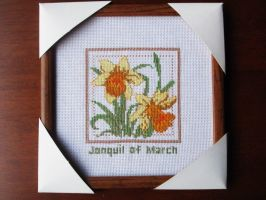 Jonquil of March by Electra-Maia