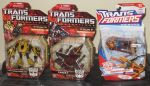 Transformers Figures Sept 2010 by OptimusOmega