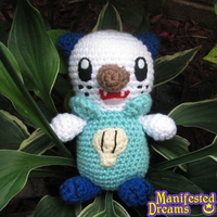 Mijumaru Amigurumi by ManifestedDreams