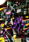 Decepticons Attack! by DStevensArt