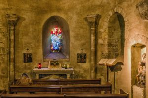loneliness altar2 Laval Mayenne France by hubert61