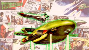 Thunderbirds Comic Strip wallpaper by stick-man-11