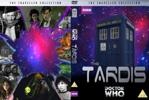 Tardis Collection DVD Cover by Cotterill23