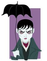 Barnabas Collins by Onikaizer