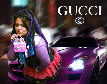 GUCCI AD by lelouch9-28