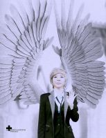 Soonkyus Angelus (CHROME VER.) by spiderliliez