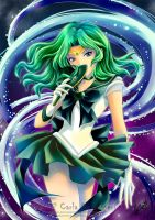 Sailor Neptune by Cientifica