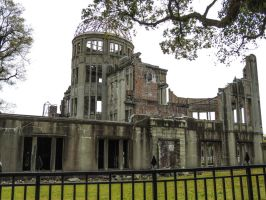 A-bomb Dome 4 by thecomingwinter