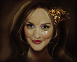 Leighton Meester farytaile manip by byCreation