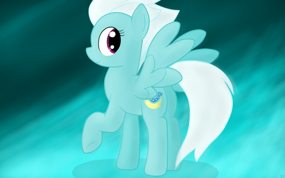 Blue Fire Horse Thing [Wallpaper] by Sutekh94